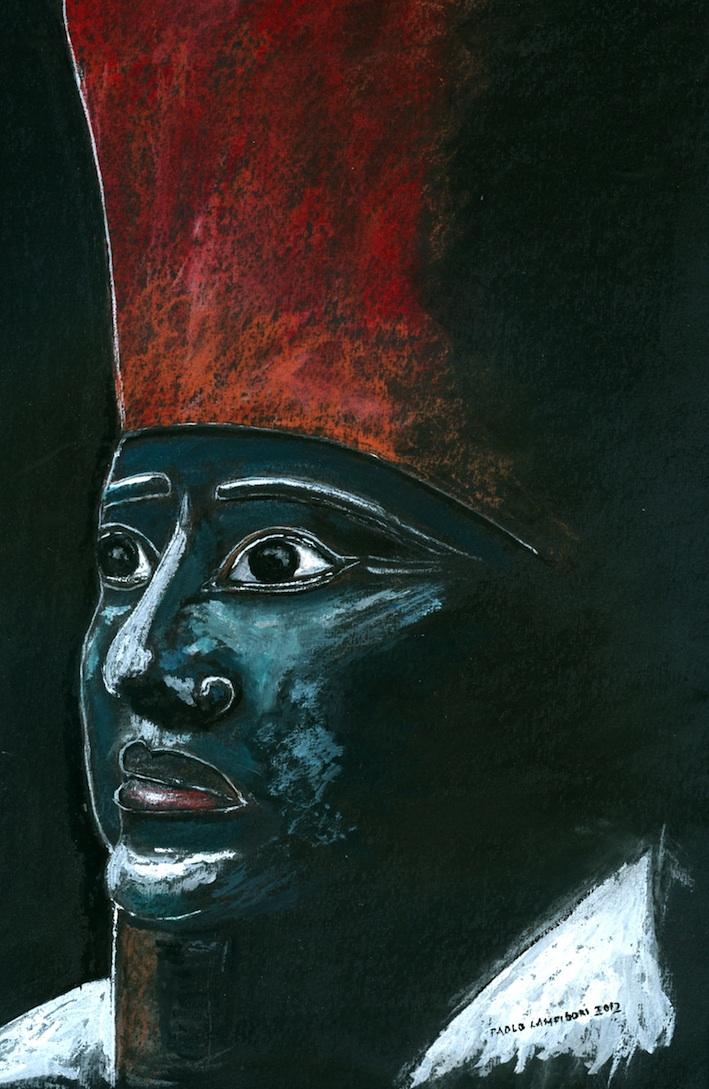 Re Egizio rit